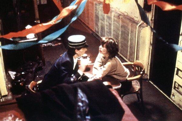 кадры и фото из фильма Поезд страха