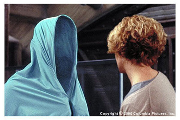 кадры и фото из фильма Невидимка