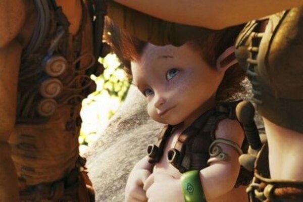 кадры и фото из фильма Артур и война двух миров