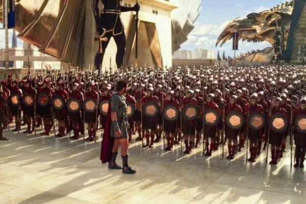 кадры и фото из фильма Боги Египта 3D