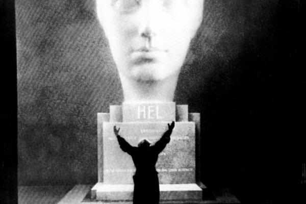 кадры и фото из фильма Метрополис