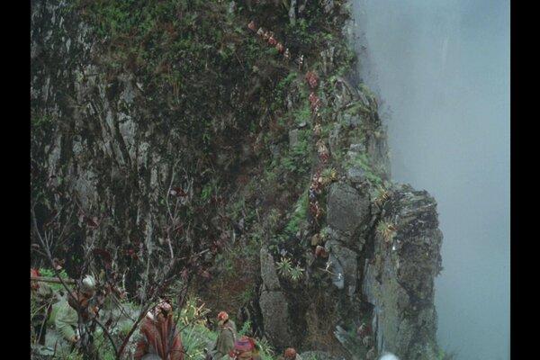кадры и фото из фильма Агирре, гнев Божий