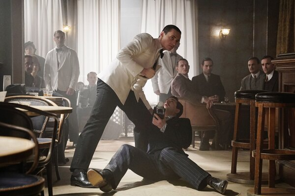 кадры и фото из фильма Убийство в Восточном экспрессе