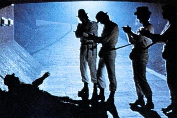 кадры и фото из фильма Заводной апельсин