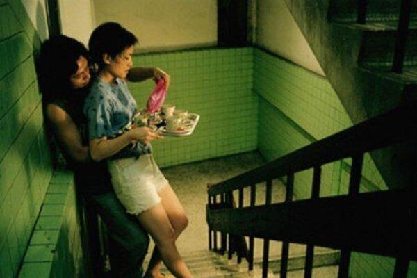 кадры и фото из фильма Не хочу спать одна