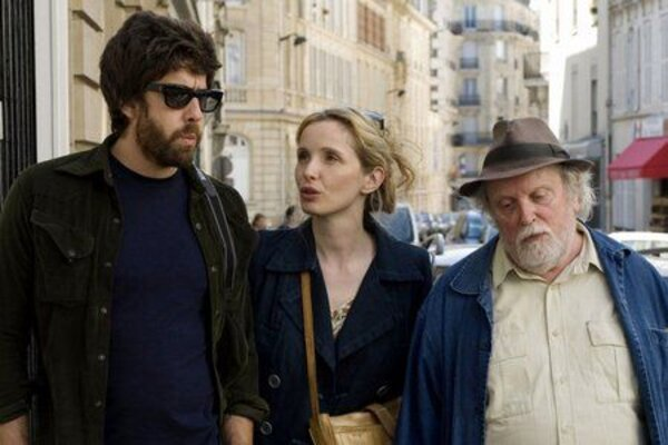кадры и фото из фильма Два дня в Париже