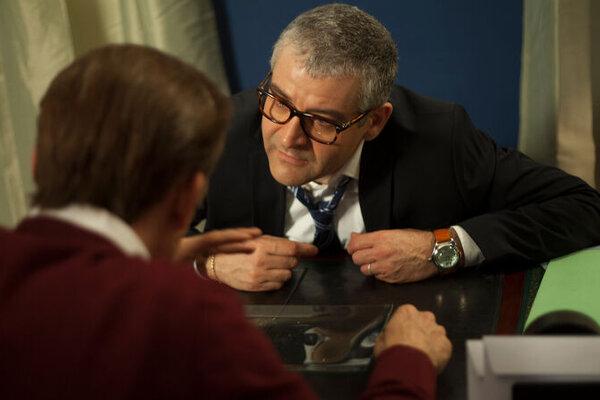 кадры и фото из фильма Министр