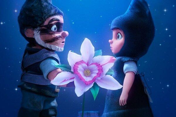 кадры и фото из фильма Гномео и Джульетта 3D