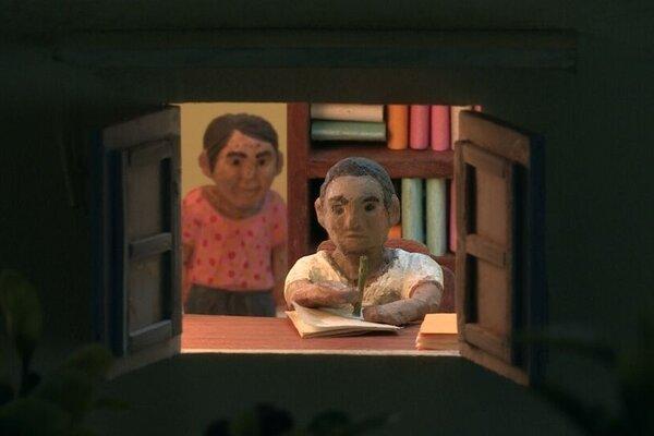 кадры и фото из фильма Исчезнувшее изображение