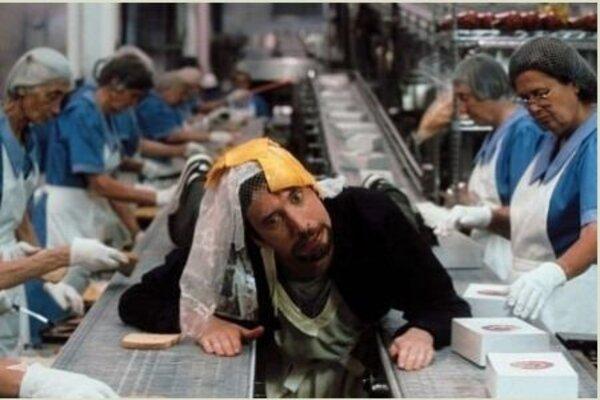 кадры и фото из фильма Пошел ты, Фредди