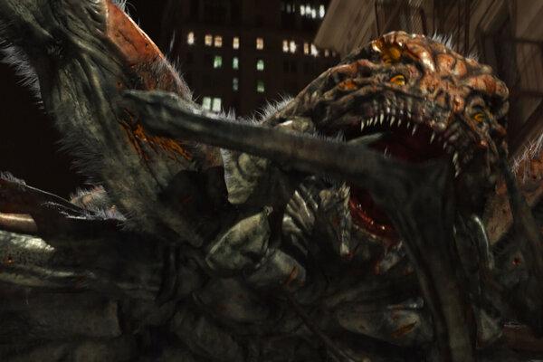 кадры и фото из фильма Пауки 3D