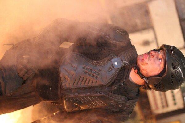 кадры и фото из фильма Запретная зона 3D