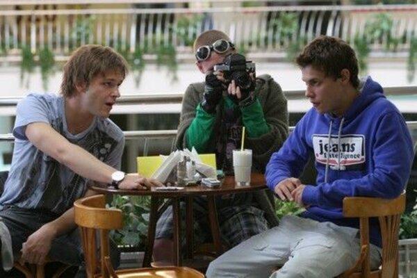 кадры и фото из фильма Пикап: Съем без правил