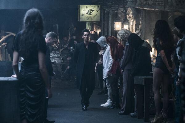 кадры и фото из фильма Темная башня