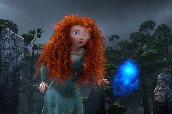 кадры и фото из фильма Храбрая сердцем 3D