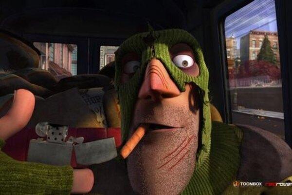 кадры и фото из фильма Реальная белка