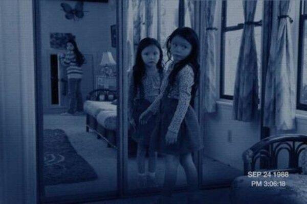 кадры и фото из фильма Паранормальное явление 3