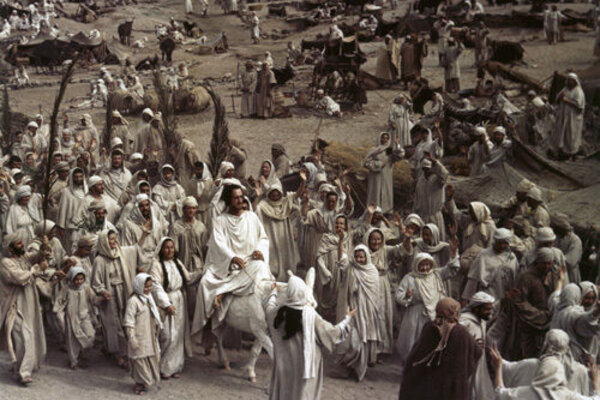 кадры и фото из фильма Величайшая из когда-либо рассказанных историй