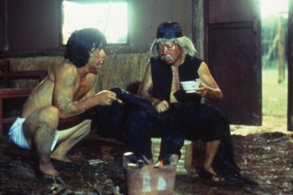 кадры и фото из фильма Пьяный мастер