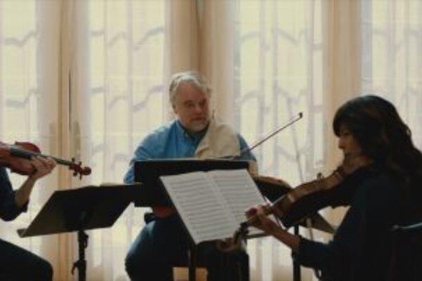 кадры и фото из фильма Прощальный квартет