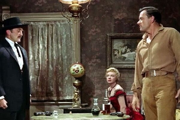 кадры и фото из фильма Перестрелка в О.К. Коралл