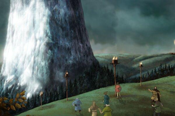 кадры и фото из фильма Золотая лошадь