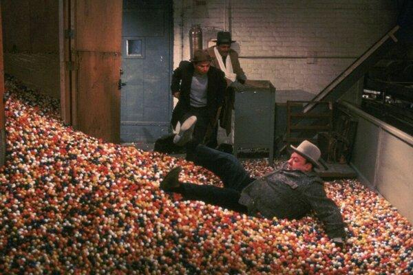кадры и фото из фильма Ограбление Бринкса