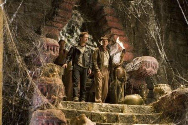 кадры и фото из фильма Индиана Джонс и Королевство хрустального черепа