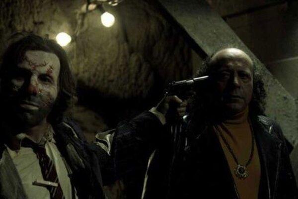 кадры и фото из фильма Печальная баллада для трубы