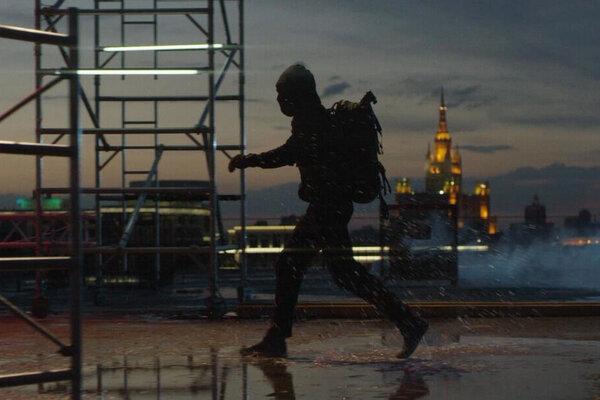 кадры и фото из фильма Неуловимые