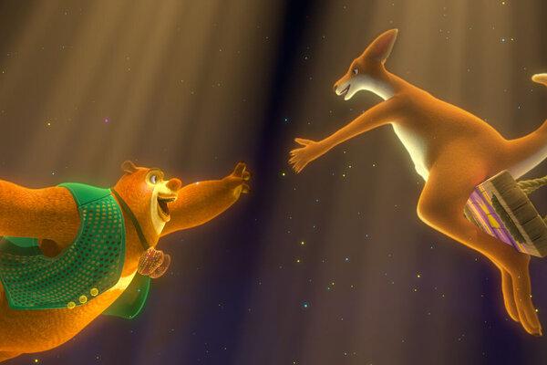 кадры и фото из фильма Мишки Буни: Тайна цирка