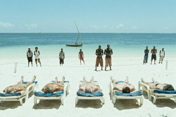кадры и фото из фильма Рай. Любовь