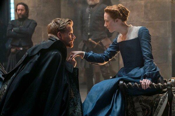 кадры и фото из фильма Две королевы