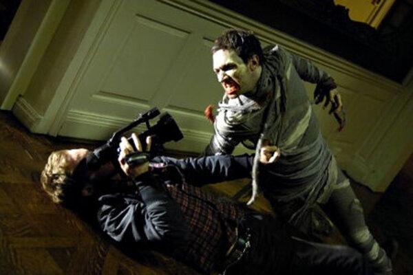 кадры и фото из фильма Дневники мертвецов