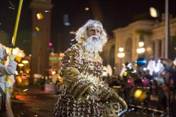 кадры и фото из фильма Рождественская ночь в Барселоне