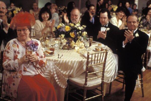 кадры и фото из фильма О Шмидте