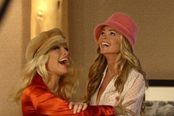 кадры и фото из фильма Блондинка и блондинка