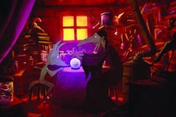 кадры и фото из фильма Невероятная тайна Лулу