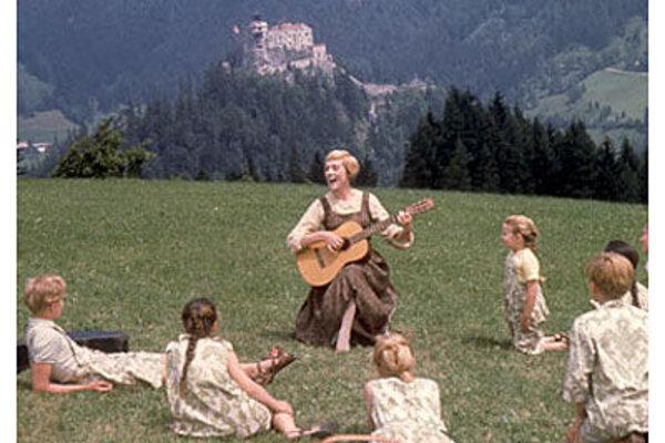 кадры и фото из фильма Звуки музыки