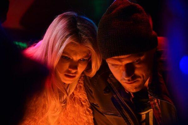 кадры и фото из фильма Ночная смена