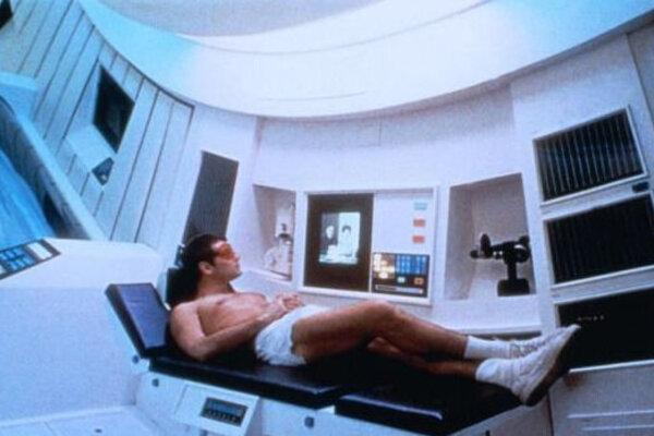 кадры и фото из фильма 2001 год: Космическая одиссея