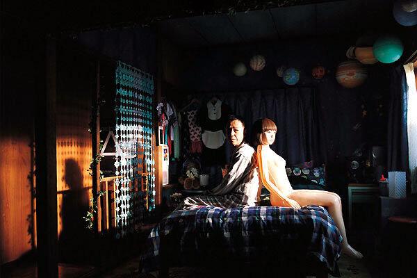 кадры и фото из фильма Надувная кукла