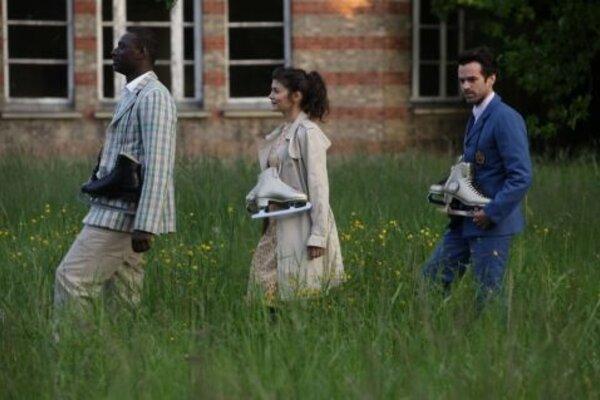 кадры и фото из фильма Пена дней
