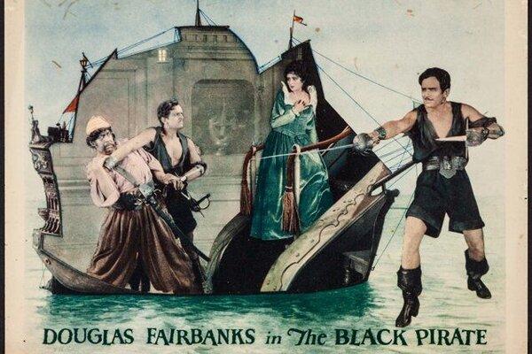 кадры и фото из фильма Черный пират