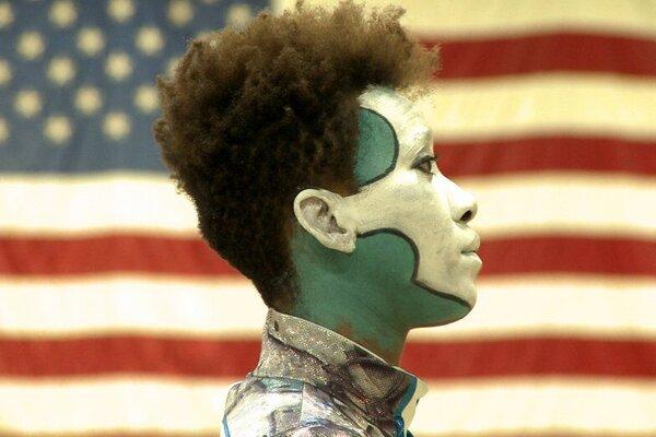 кадры и фото из фильма Дэвид Бирн: флаги современности