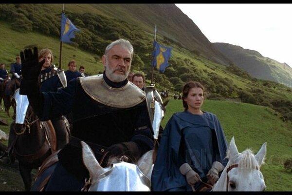 кадры и фото из фильма Первый рыцарь