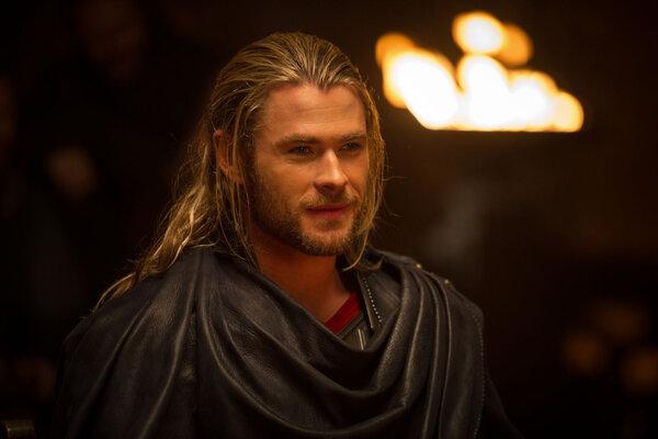 кадры и фото из фильма Тор 2: Царство тьмы