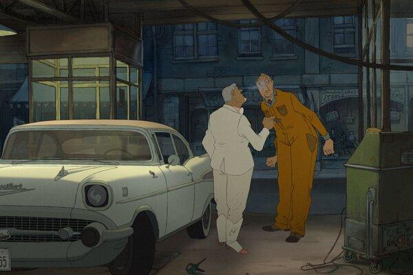 кадры и фото из фильма Иллюзионист