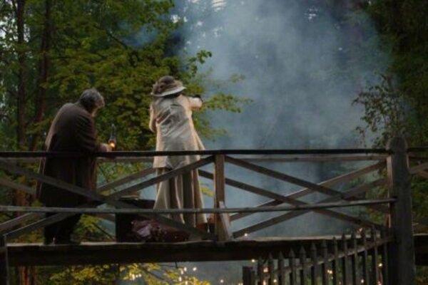 кадры и фото из фильма Смерть в пенсне, или Наш Чехов