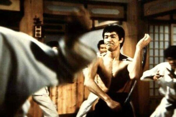 кадры и фото из фильма Кулак ярости